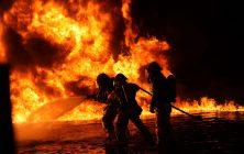 Werkzaamheden van een brandwacht beveiliger