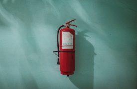 Brandveilig kantoorpand: 4 tips!