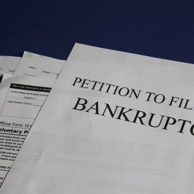 4 zaken waar je bij faillissement rekening mee moet houden